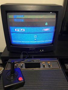 Gene Medic on an Atari 2600